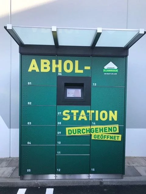 Click & Collect Abholstation