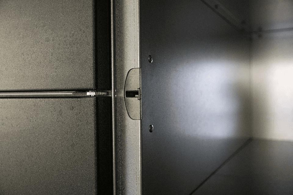Variocube Tür