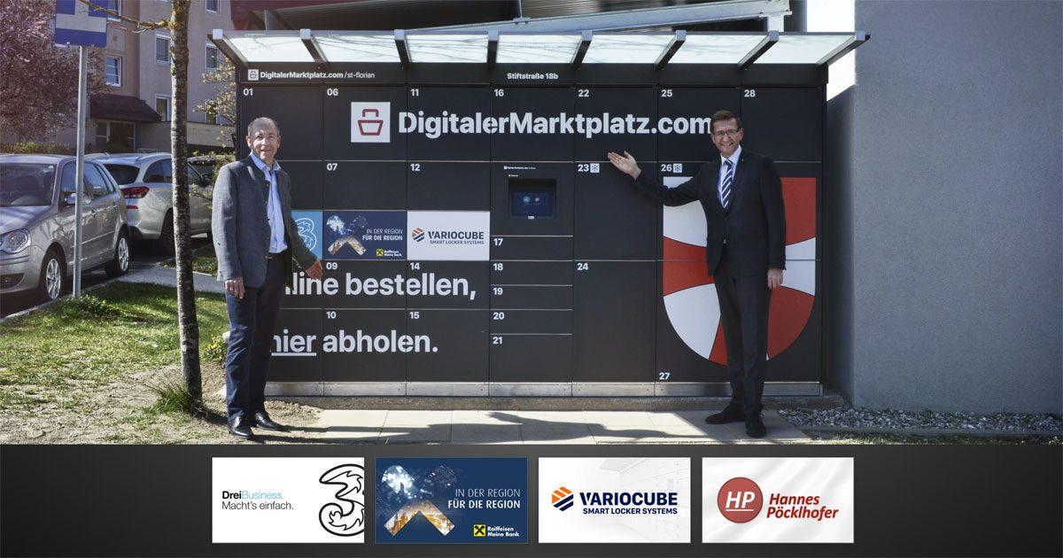 VARIOCUBE eröffnet DigitalerMarktplatz.com