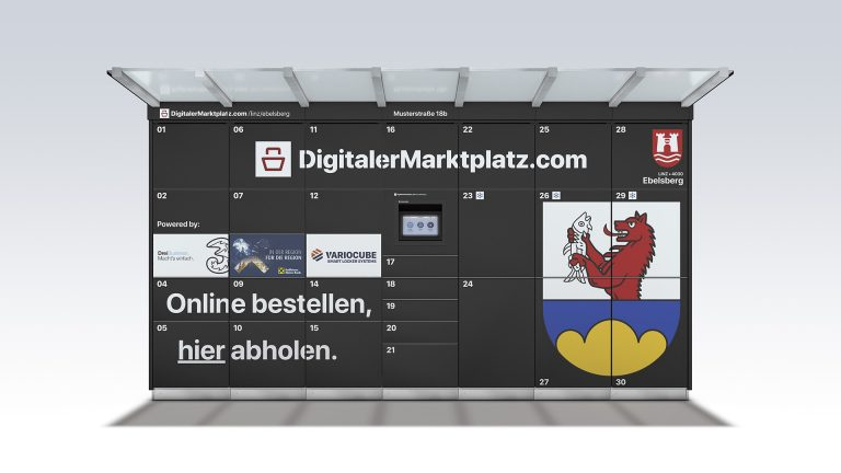 Digitaler Marktplatz – innovatives Pilotprojekt für Nahversorgung