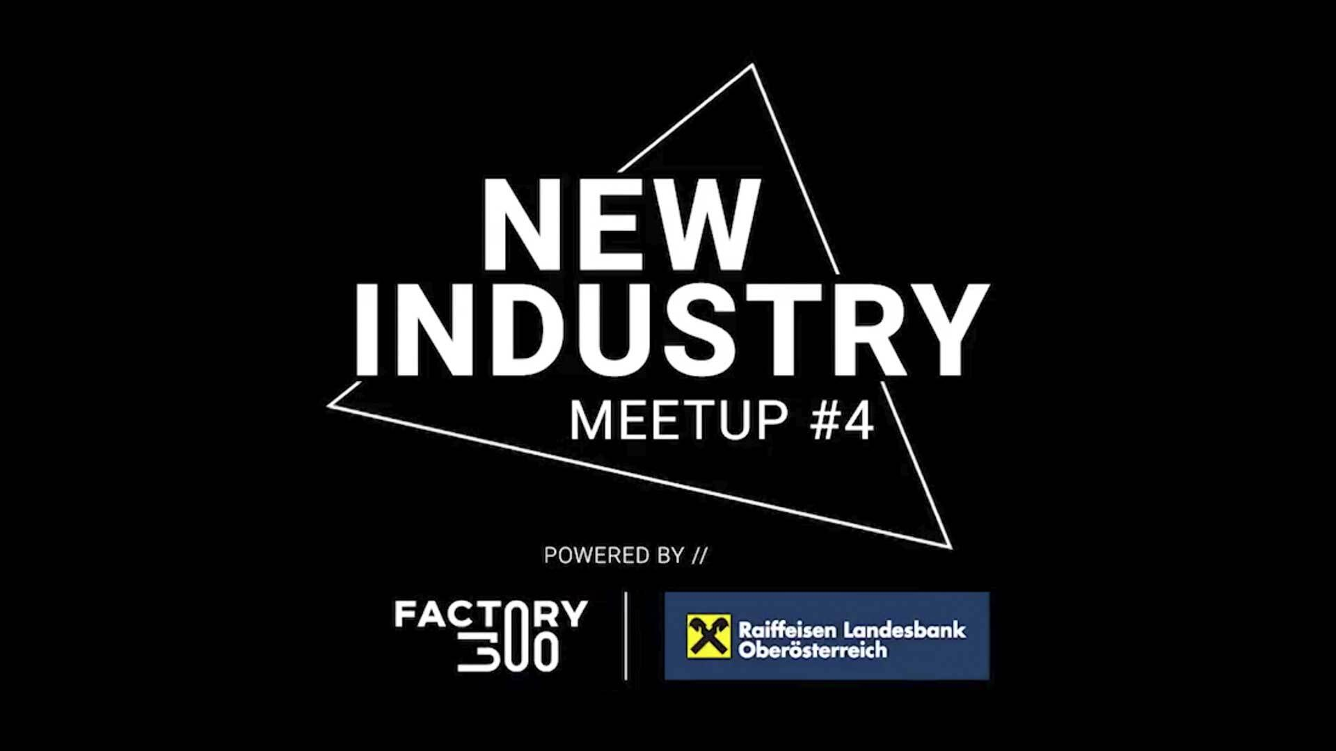New Industry Meetup 4: Regionale Marktplätze (Video)