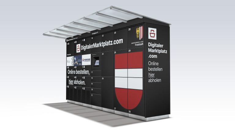 Digitaler Markplatz, Freistadt