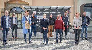 Digitaler Markplatz, Freistadt im Mühlviertel