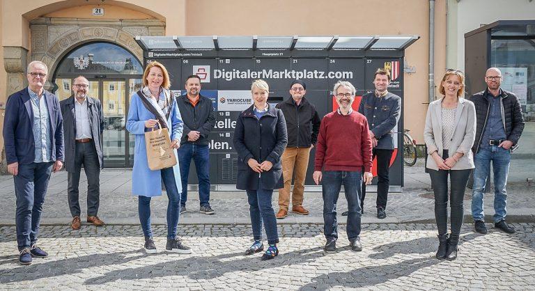 Digitaler Marktplatz Freistadt