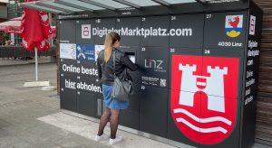 Digitaler Markplatz