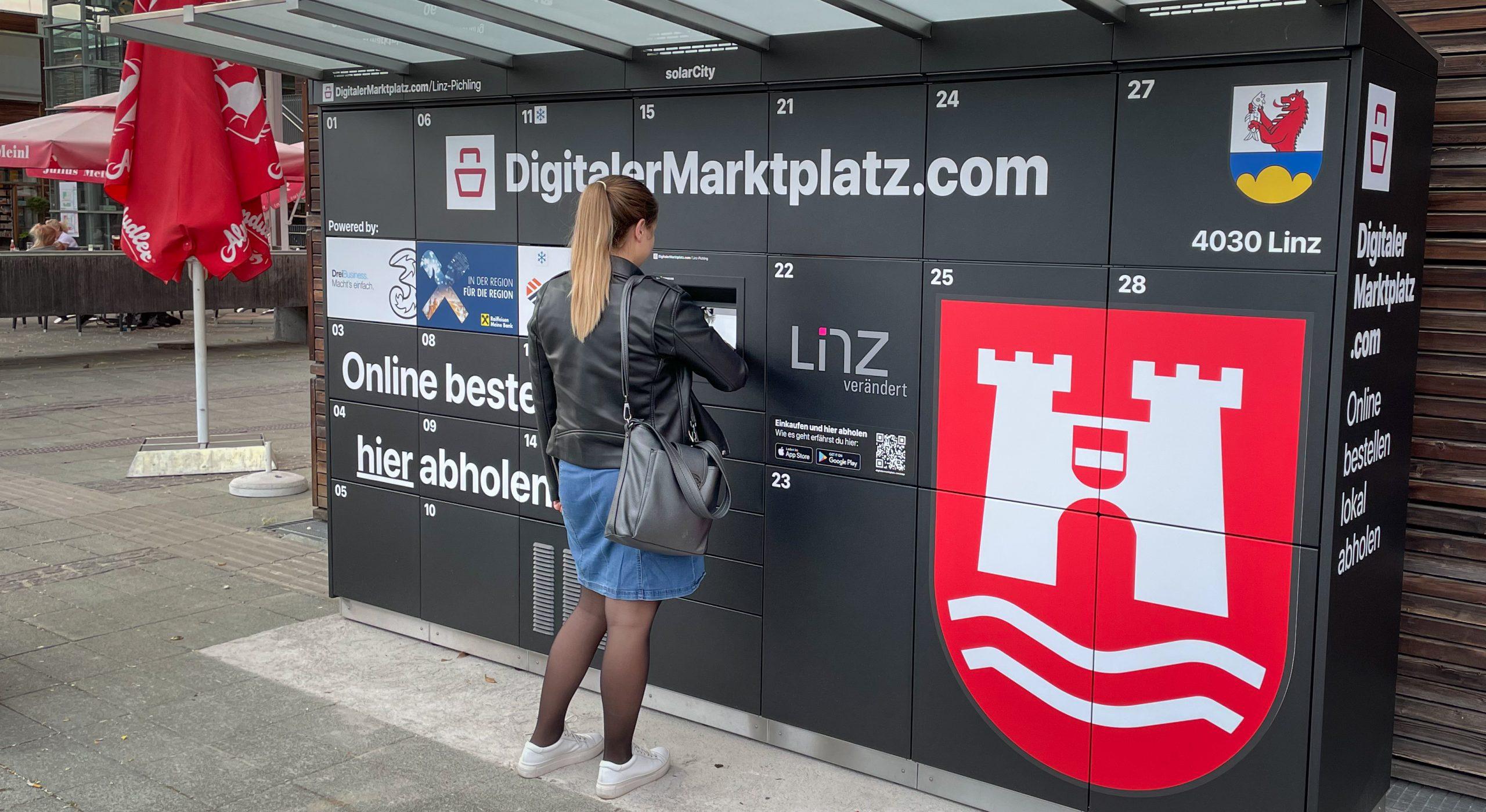 Digitaler Marktplatz – jetzt auch in Linz Urfahr und in der solarCity