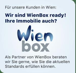 Variocube ist WienBox ready!